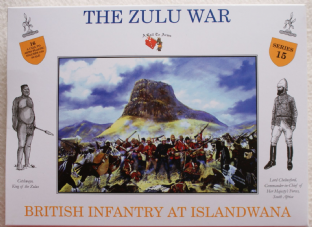 A Call To Arms 1/32 CAL3215 British Infantry at Isandlwana (Zulu Wars)